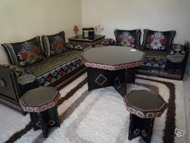 Salon marocain archive du blog salon marocain - Mousse pour canape marocain ...